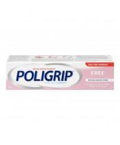 Poligrip Free Denture Adhesive Cream