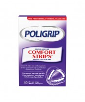 Poligrip Super Comfort Seal Strips