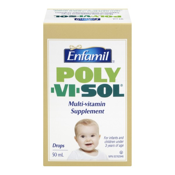 Buy Poly-Vi-Sol Drops in Canada - Free Shipping ...