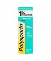 Polysporin 1% Hydrocortisone Anti-Itch Cream