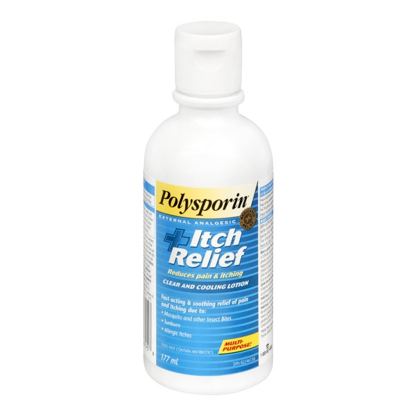 Buy Polysporin Itch Relief Lotion in Canada - Free