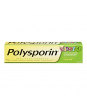 Polysporin Kids Heal-Fast Formula Antibiotic Cream