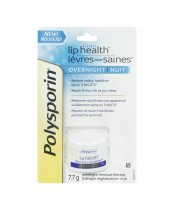 Polysporin Visible Lip Health Overnight Renewal Therapy