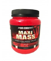 Pro Circuit Maxi Mass High Calorie Weight Gainer Powder
