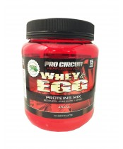 Pro Circuit Whey & Egg Protein Powder