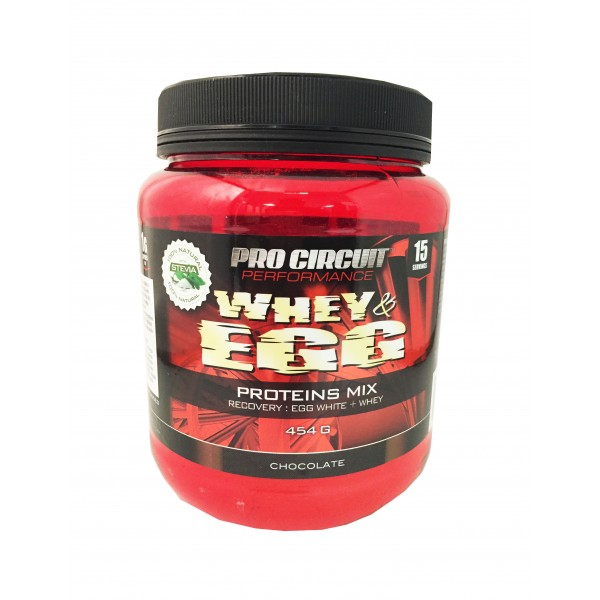 Buy Pro Circuit Whey & Egg Protein Powder in Canada - Free ...