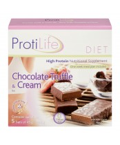 ProtiLife Diet High Protein Nutritional Supplement Bars