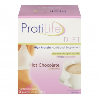 ProtiLife Diet High Protein Nutritional Supplement Drink Mix