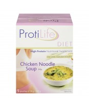 ProtiLife Diet High Protein Nutritional Supplement Soup Mix