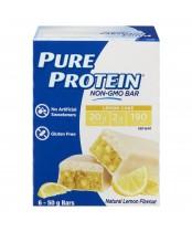 Pure Protein Lemon Cake Bars