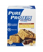 Pure Protein Peanut Butter Cup Bars