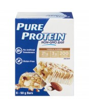 Pure Protein Vanilla Almond Bars