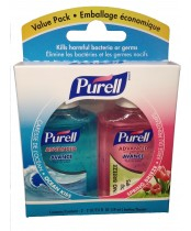 Purell Advanced Hand Sanitizer Value Pack