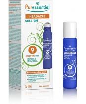 Puressentiel Headache Roller - 9 Essential oils