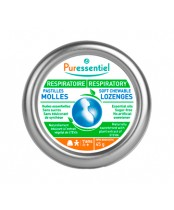 Puressentiel Respiratory Soft Chewable Lozenges