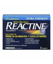 Reactine Allergy Tablets