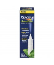 Reactine NautrEase Nasal Spray