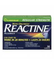 Reactine Regular Strength
