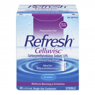 Refresh Celluvisc Lubricant Eye Drops