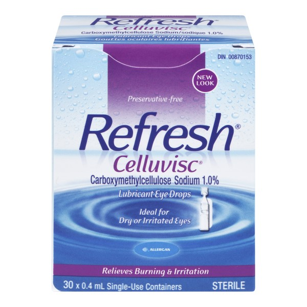Buy Refresh Celluvisc Lubricant Eye Drops in Canada - Free ...