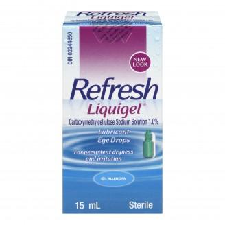 Refresh Liquigel Lubricant Eye Drops