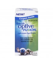 Refresh Optive Fusion Lubricant Eye Drops
