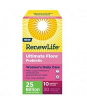 Renew Life Ultimate Flora Daily Womens Care