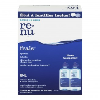 Renu Fresh Multi-Purpose Solution Twin Pack