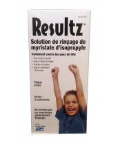Resultz Isopropyl Myristate Rinse Head Lice Treatment
