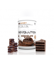 Revolution Nutrition Whey Protein Isolate - Chocolate Cake