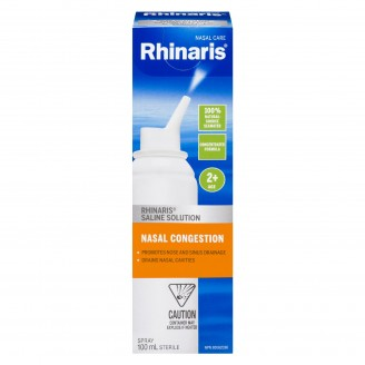 Rhinaris Nasal Congestion