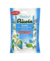 Ricola Sugar Free Menthol Cough Drops
