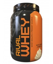Rivalus Whey Isolate Soft-Serve Vanilla