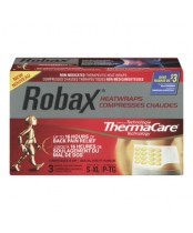 Robax Lower Back & Hip HeatWraps
