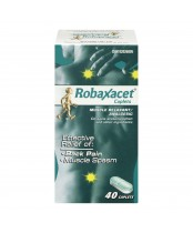 Robaxacet Back and Muscle Pain Relief Caplets