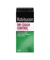 Robitussin DM Cough Control