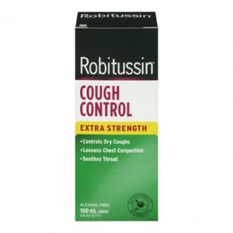 Robitussin Extra Strength Cough Control