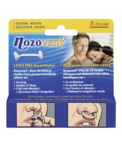 Rougier Nozovent Latex Free Nasal Dilator