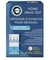 RST Home Drug Test - 12 Drugs