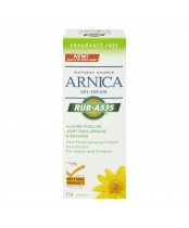 Rub A535 Arnica Natural Source Gel Cream