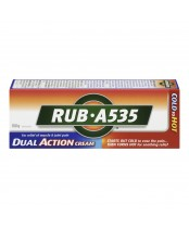 Rub A535 Dual Action Cream