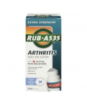 Rub A535 Extra Strength Arthritis Roll-on Lotion