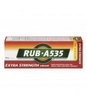 Rub A535 Extra Strength Cream