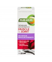 Rub A535 Regular Strength Muscle & Joint No Odour Cream