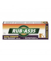 Rub A535 Ultra Strength No Odour Cream