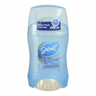 Secret Outlast Invisible Antiperspirant