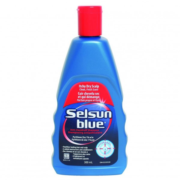 Buy Selsun Blue for Itchy Dry Scalp | Selsun Blue Canada