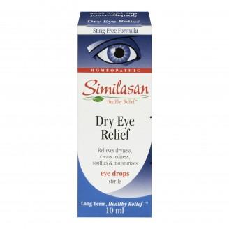 Similasan Dry Eye Relief Homeopathic Sterile Eye Drops