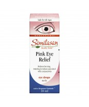 Similasan Pink Eye Relief Homeopathic Sterile Eye Drops