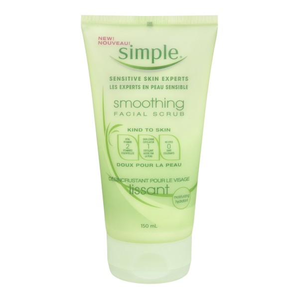 Sensitive skin facial products looks